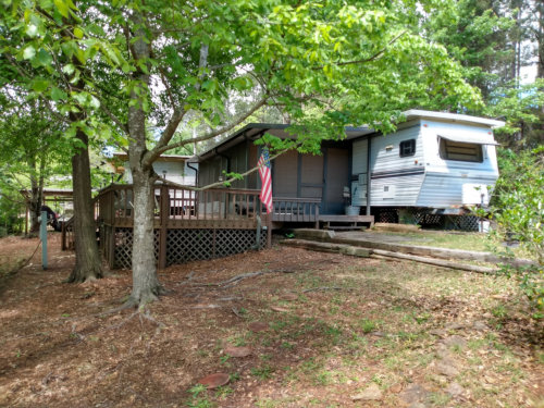 1995 Dutchman Camper with RV Lot For Sale