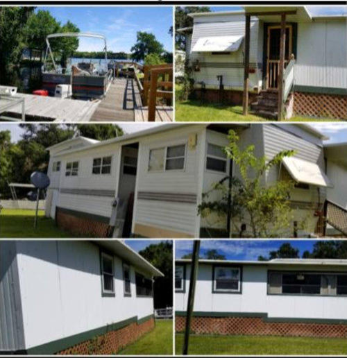 2 RVs For Sale Directly On The St Johns River In Florida