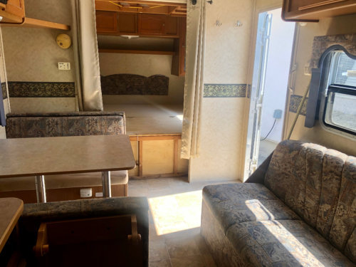 2007 Four Winds Travel Trailer For Sale