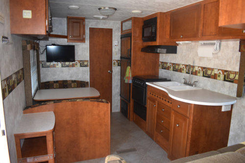 2008 Pacific Coachwork Tango 266 RB For Sale
