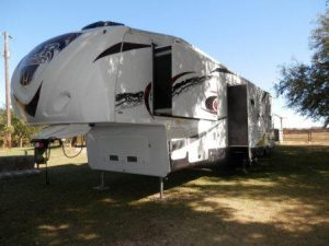 2012 Forest River XLR 386X12 Toy Hauler For Sale