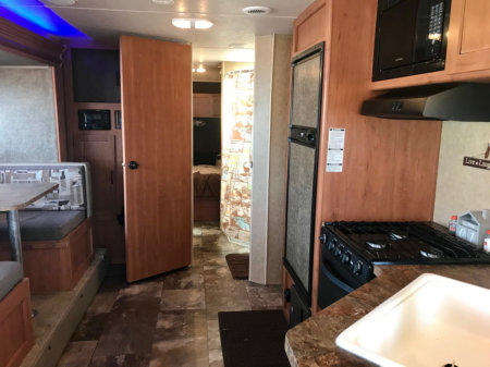 2014 Forest River Cherokee Grey Wolf 26RL For Sale