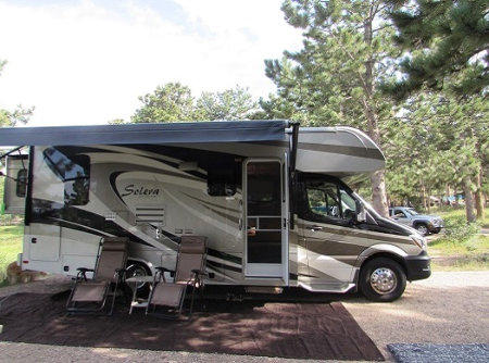 2014 Forest River Solera 24R Class C Motorhome For Sale
