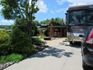 Galax, Virginia RV Lot For Rent