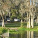 Lake Rousseau Florida RV Lots For Rent
