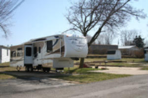 Madison, Wisconsin RV Lots For RentF