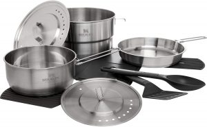 Stanley Even Heat Camp Pro Cookset