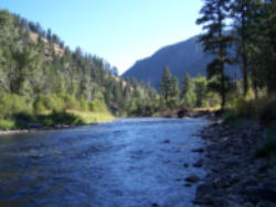 Western Montana Camper/RV Lot For Rent - Year Round Full-Hook-Up